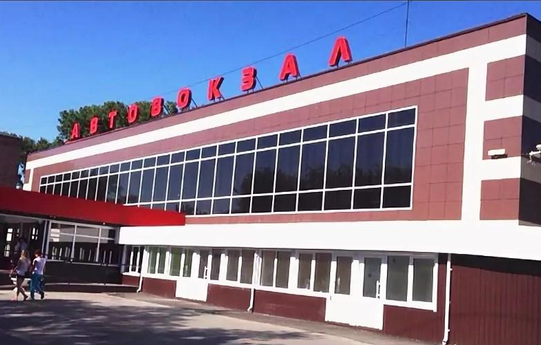 Автовокзал города Абакан